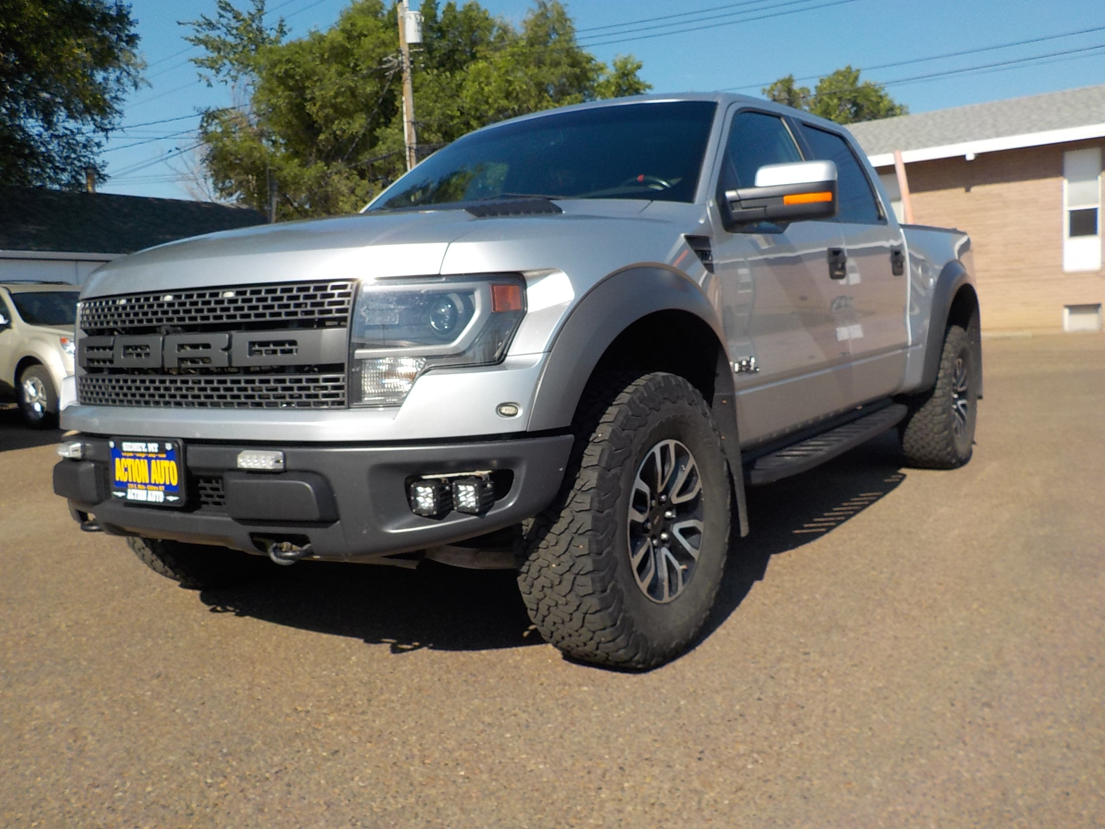 Used 2013 Ford F 150 SVT Raptor For Sale