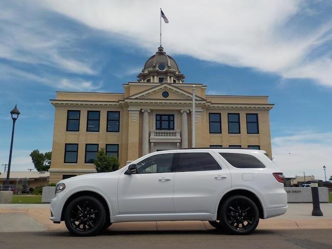 New 2018 Dodge Durango GT AWD Sport Utility in Sidney, MT