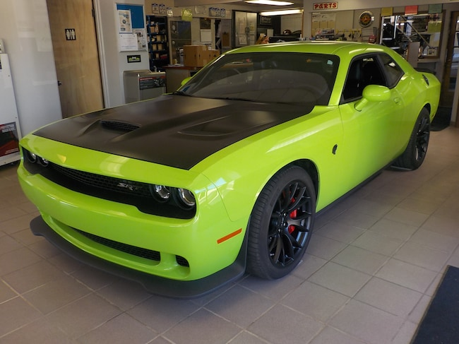 Used 2015 Dodge Challenger SRT Hellcat Coupe Sidney