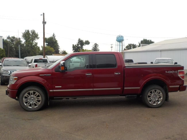 Used 2013 Ford F-150 Truck SuperCrew Cab Sidney