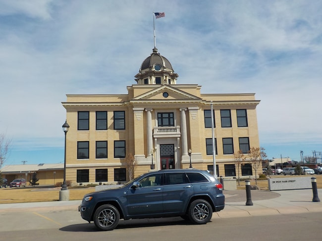 New 2019 Jeep Grand Cherokee OVERLAND 4X4 Sport Utility in Sidney, MT