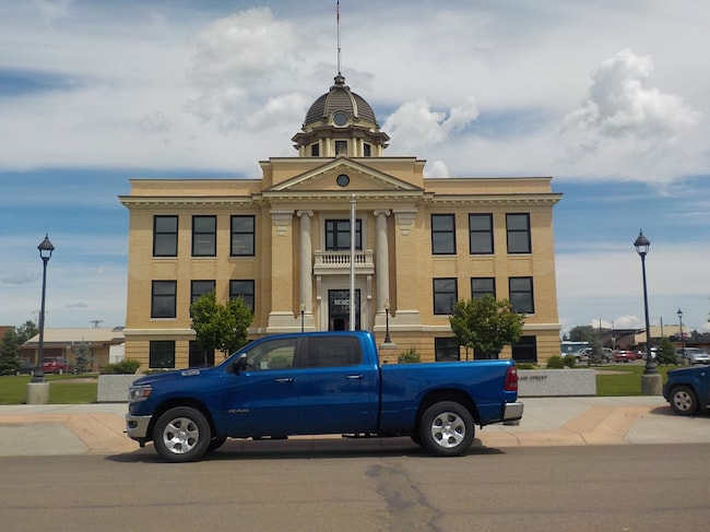 New 2019 Ram 1500 BIG HORN / LONE STAR CREW CAB 4X4 6'4 BOX Crew Cab in Sidney, MT