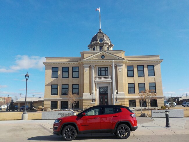 New 2019 Jeep Compass HIGH ALTITUDE 4X4 Sport Utility in Sidney, MT