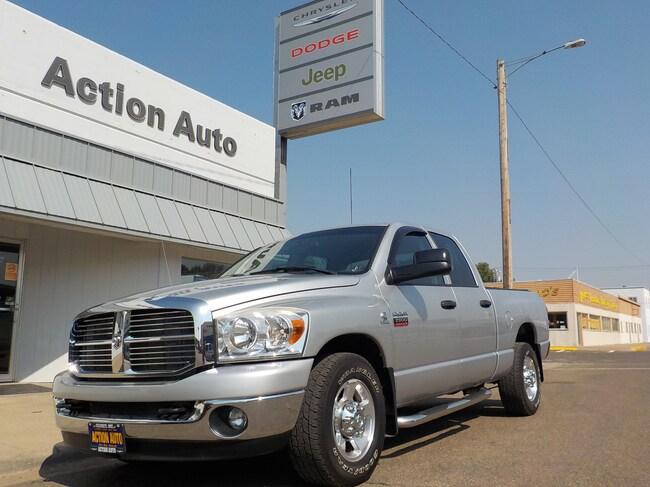 Used 2009 Dodge Ram 2500 Truck Quad Cab Sidney