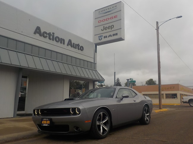 Used 2016 Dodge Challenger R/T Coupe Sidney