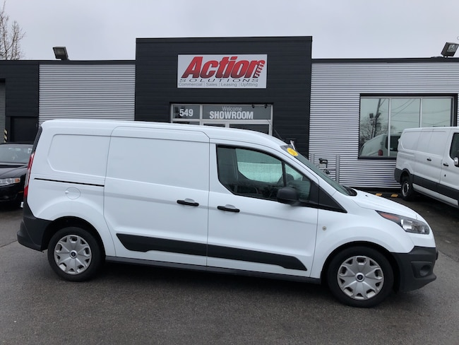 2017 Ford Transit Connect ON VACATION TILL AUG.1/19 Cargo