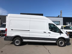 2018 Ford Transit Shelving and safety partition included! Cargo