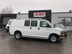 2017 GMC Savana 2500 Ladder rack and shelving included! Cargo