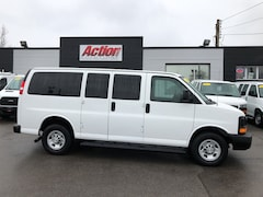 2016 Chevrolet Express G3500, 12 PASS. fin or lease from 5.99%oac Cargo