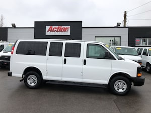 2016 Chevrolet Express G3500, 12 PASS. fin or lease from 5.99%oac