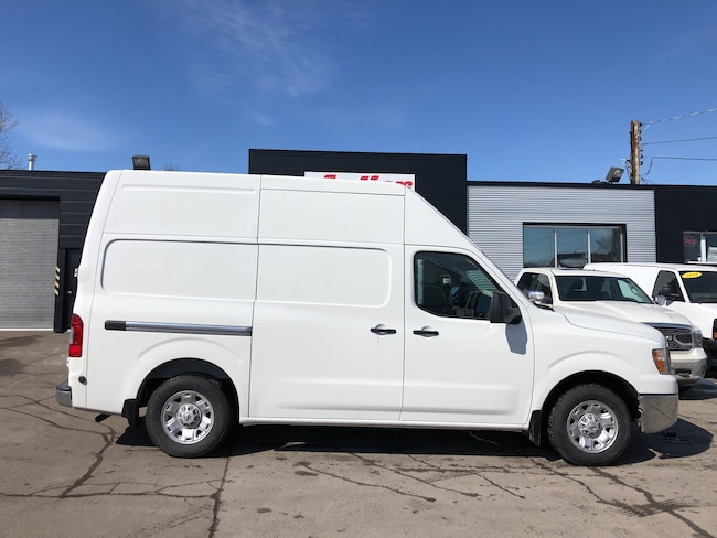 2018 Nissan NV 2500 LOADED, NAVIGATION!.FIN OR LEASE Minivan