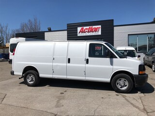 2017 Chevrolet Express 2500 ext. fin or lease from 4.99%oac Cargo Extended