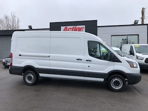 2018 Ford Transit T250 Mid Roof Cruise, Bluetooth, Backup Cam