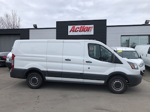 2018 Ford Transit LR 130 fin or lease from 5.99%oac