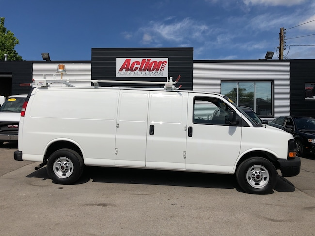 2015 GMC Savana 2500 EXT. FIN OR LEASE FROM 5.99%OAC Cargo Extended