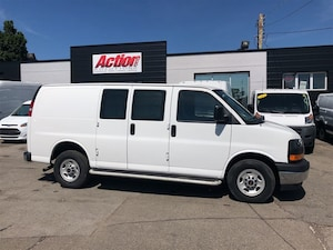 2017 Chevrolet Express 2500 GMC G2500 SHELV.&LADDERRACK FROM$1995 Cargo