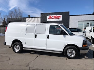 2017 Chevrolet Express cruise, divider fin or lease from 5.99%oac