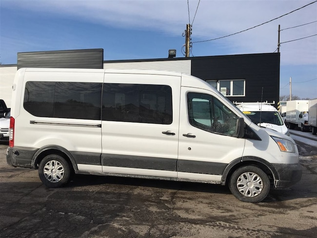 2015 Ford Transit T350 MID ROOF 148 15 passenger Cargo