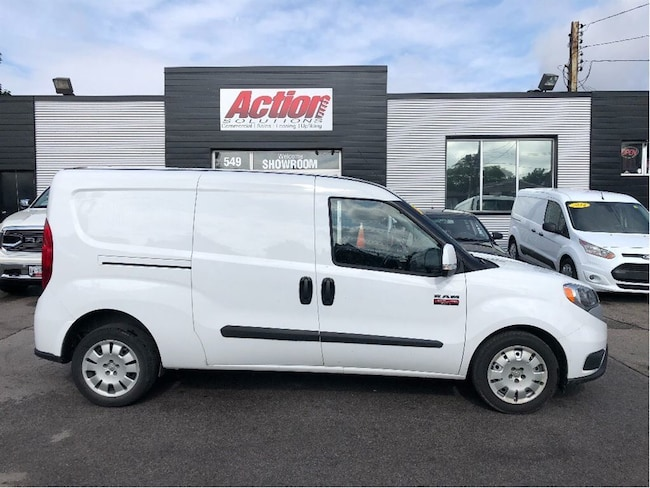 2017 Ram ProMaster City SLT LOADED fin or leasing oac Cargo
