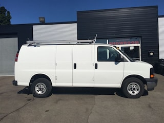 2017 Chevrolet Express GMC G2500 Shelving and Ladder rack included! Minivan