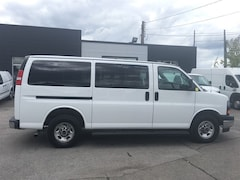 2016 GMC Savana G3500 8PASS. LOADED FIN OR LEASE FROM 4.99OAC Minivan