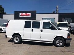 2017 GMC Savana 2500 fin or lease from 4.99%oac Cargo