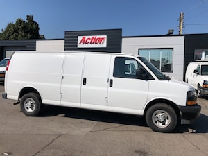 2018 Chevrolet Express 2500 155EXT FIN OR LEASE FROM 4.99%OAC Minivan