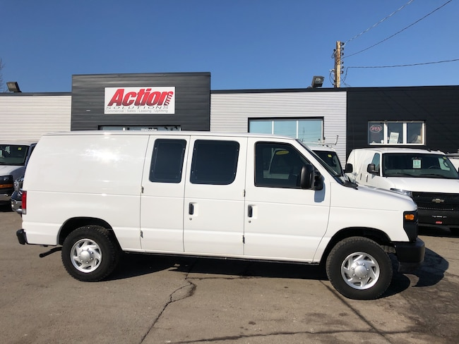 2012 Ford E-150 SHelving included Cargo