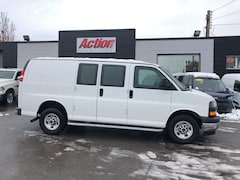 2017 GMC Savana SHELVING AND LADDERRACK AVAIL. FROM $1795 Cargo