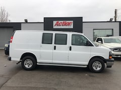 2017 GMC Savana 2500 chrome. finance or lease from 5.99%oac Cargo
