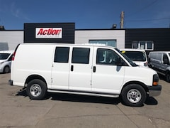 2016 GMC Savana 2500 fin or lease from 4.99%oac Cargo
