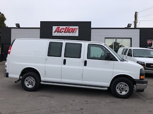 2017 Chevrolet Express 2500 GMC, fin or leasing available OAC