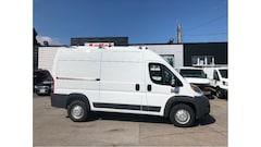 2018 Ram Promaster 2500 High roof136 SHELVING AND LADDER RACK Cargo