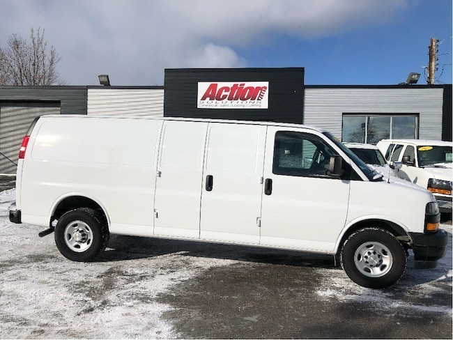 2015 Chevrolet Express G3500EXT,1TON,6LV8.FIN OR LEASE FROM 5.99%OAC Cargo