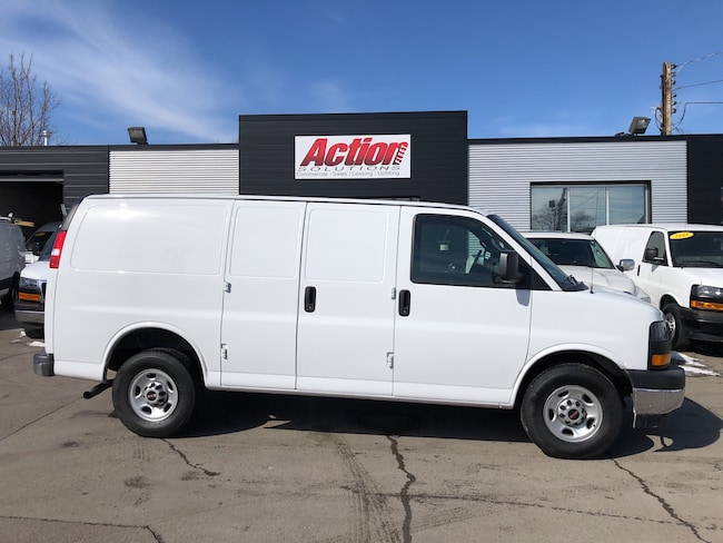 2018 GMC Savana 2500 LOADED! BACKUP CAMERA, 6.0LV8! Cargo
