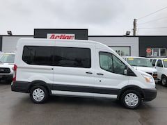 2016 Ford Transit T150 Mid Roof 8 Passenger cargo Wagon