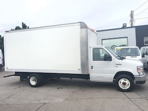 2012 Ford E-450 16' fin.or lease from 4.99% Cube