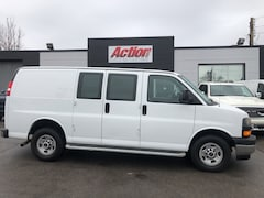 2017 GMC Savana 2500 chrome. loaded. finance or lease from 5.99%oac Cargo