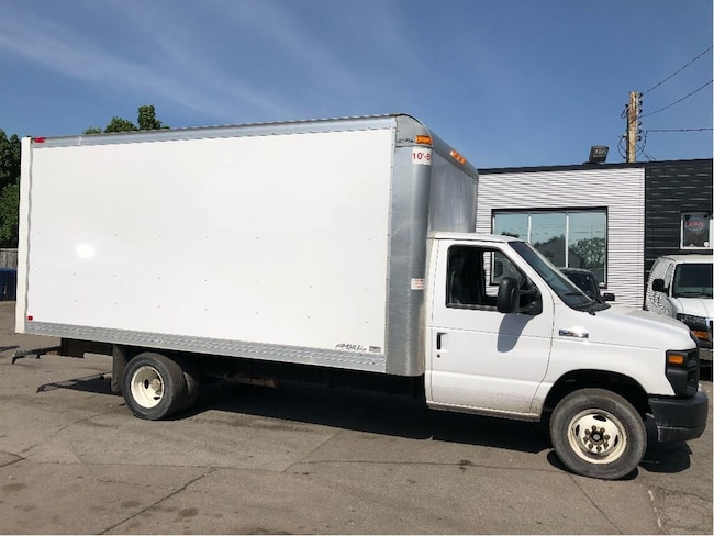2017 Ford E-450 16 ft  fin or lease FROM4.99%OAC Cube