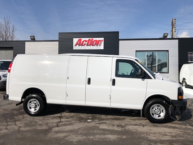 2018 Chevrolet Express G2500 EXT.SHELVING AVAILABLE FROM$995 Cargo