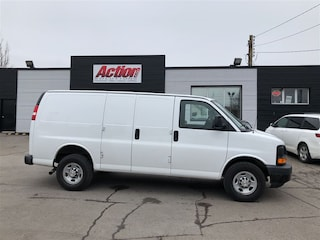 2017 Chevrolet Express 2500 fin or lease from 4.99%oac Cargo
