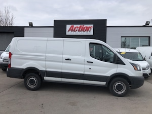2018 Ford Transit T250 LR130  fin or lease from 5.99%oac