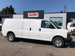 2018 Chevrolet Express 2500 155ext fin or lease from 4.99%oac Cargo