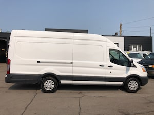 2018 Ford Transit T250HR148EL, SHELVING AND PARTIATION!