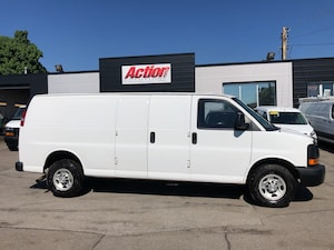 2015 Chevrolet Express 3500 1 ton extended! 6.0L