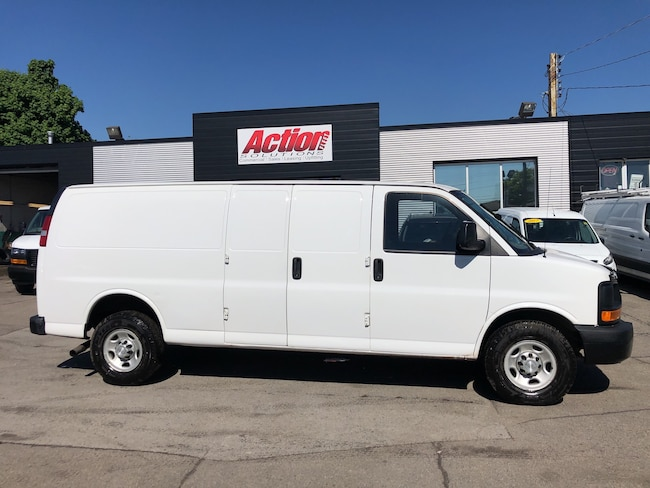 2015 Chevrolet Express 3500 1 ton extended! 6.0L Cargo Extended