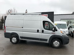 2017 Ram ProMaster 2500 HR136 double doors and shelving, ladderrack Cargo