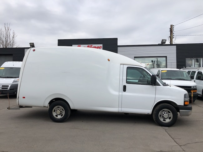 2013 Chevrolet Express 3500 Bubble van 1 ton! Cargo
