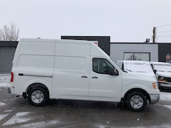 2017 Nissan NV 2500 SV. shelving available! Cargo