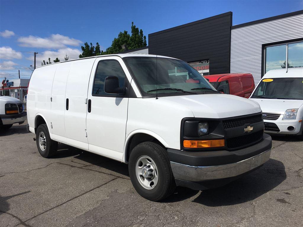 2017 Chevrolet Express 2500 CARGO Cargo